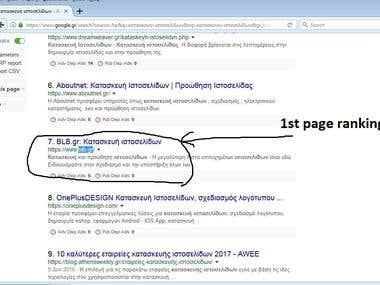 BLB κατασκευή ιστοσελίδων
