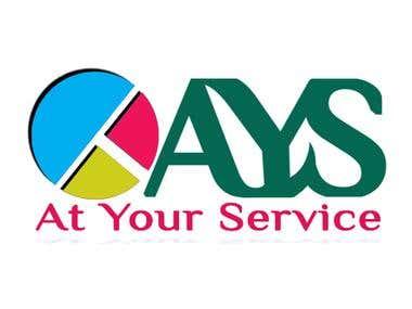 Logo AYS Company