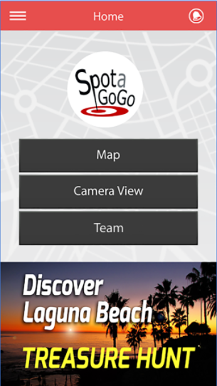SpotaGoGo (Augmented Reality)