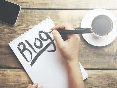 Blog Samples
