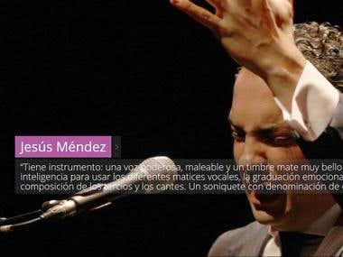 Jesús Méndez - Cantaor