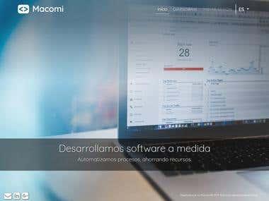 Macomi.com