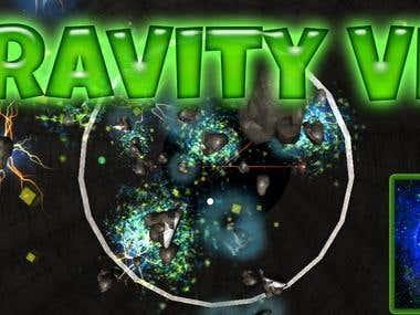 Virtual Reality Game - GravityVR