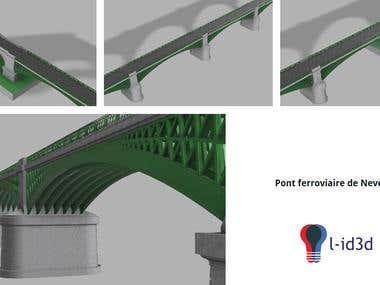 Pont ferroviaire de Nevers