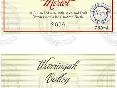 Vine Labels