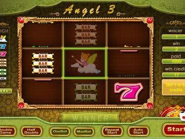 HTML5 app & game