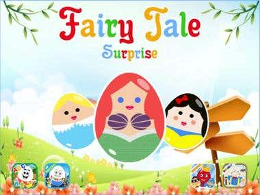 Surprise Eggs - Fairy Tale