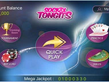 Social Tongits (Multiplayer card game)