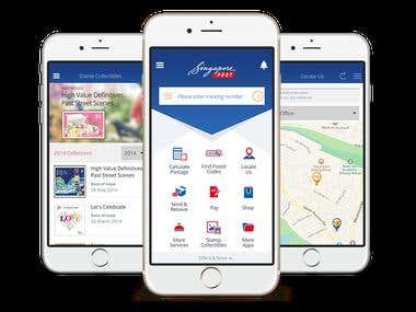 Post Office iOS & Android App Case Study