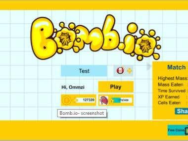 Bomb.io (Multiplayer)