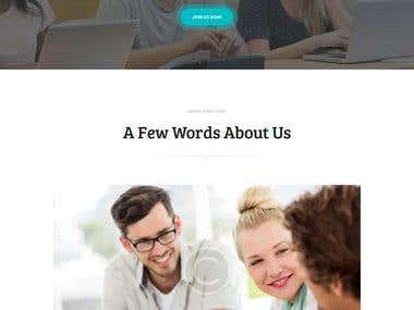 install wordpress ans wordpress theme