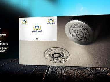 ":: Islamic Logo ""Huddersfield Islamic Cultural Centre"" ::"