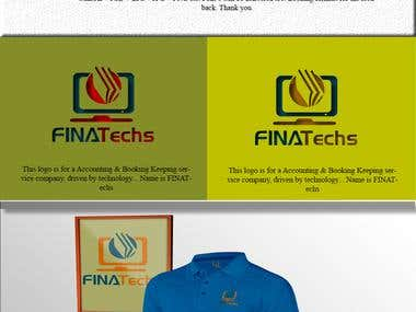 Logo design for FinaTechs