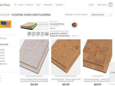 Online Marketing - Lead Campaign for Flooring Company