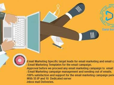 Email Marketing Leads Generation Sales Generation