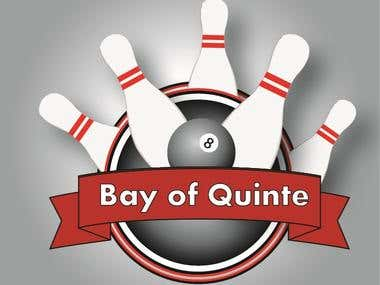 """BAY OF QUINTE"" LOGO"