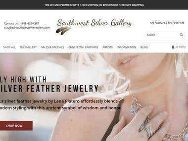 Southwest Silver Gallery