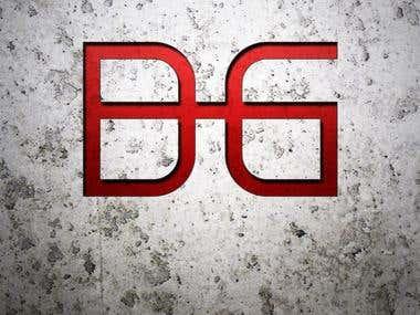 B G - logo