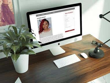 A full-service booking site