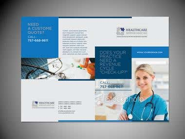 Brochure. Magazines, Annual Report and white papers designs