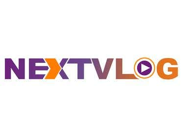 LOGO DESIGN for NEXTVLOG