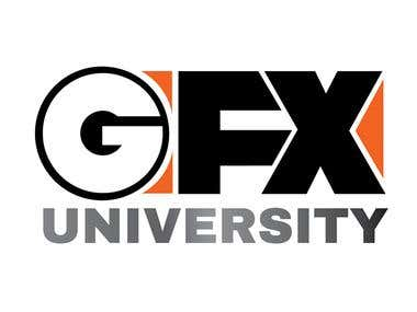 LOGO DESIGN for GFX University