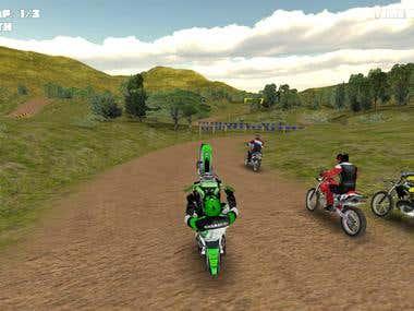 Motocross Ridge