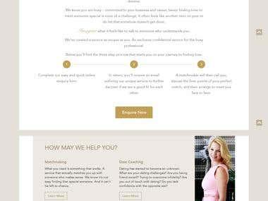 Matchmaking Website