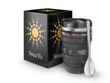 Lens Bottle