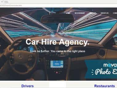 Car Hire Agency