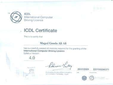 lcdl certificate