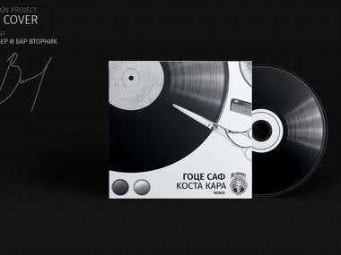 CD Cover Design