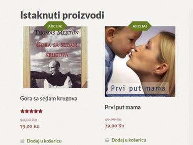 WooCommerce CSV Book Importer