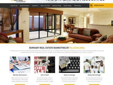 Wordpress : Property site