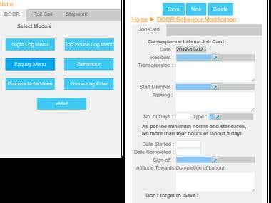Mobile_Application_MySQL_Reporting