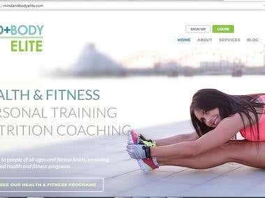 mindandbodyelite is a Health and Nutrition Website.