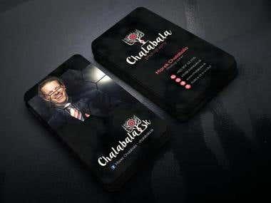 Business Card (Photographer)