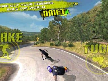 Downhill - Game