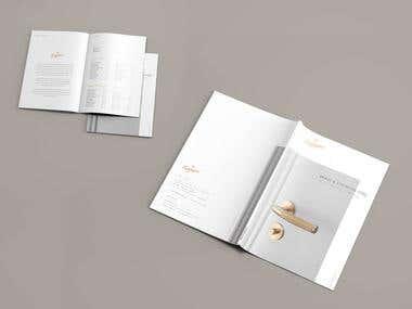 Magnum Minimal Catalogue Design