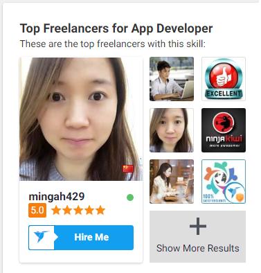 Top Developer - MingAh