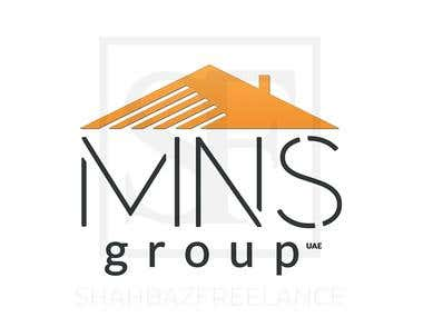 CUSTOM LOGO FOR MNS GROUP