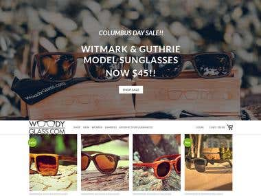 Bamboo and Wood Sunglasses|WoodyGlass – Bamboo Sunglasses is