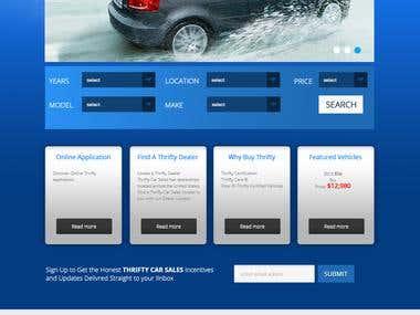 Thrity car sales