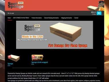 E-commerce, Sponges