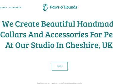 http://www.pawsandhounds.co.uk/