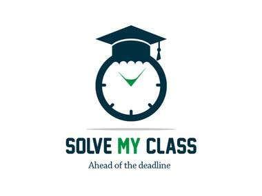 SolveMyClass Logo
