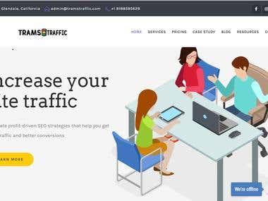 Looking for Wordpress web designer