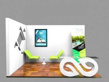 2D/3D Design, Animation, Furniture design, Interior design,