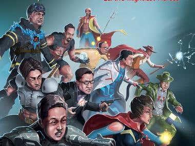 Adobe avengers