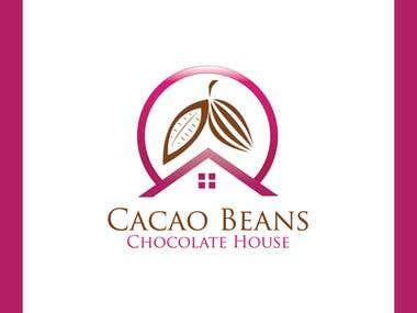 Cacao Beans LOGO
